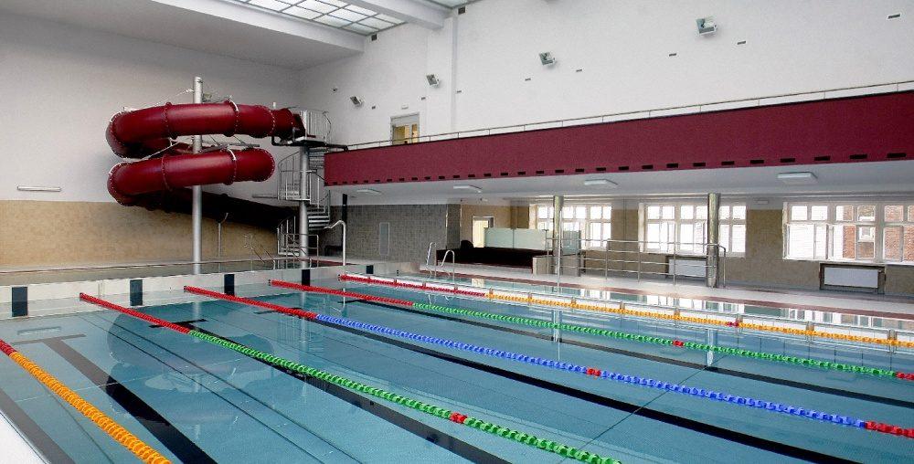 Uwaga.  W dniu 15 sierpnia 2019 roku Pływalnia Kryta będzie nieczynna.