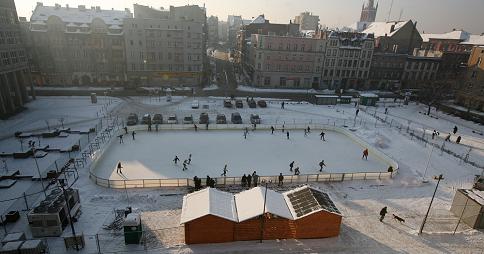 Sezon na lodowisku plenerowym zakończony