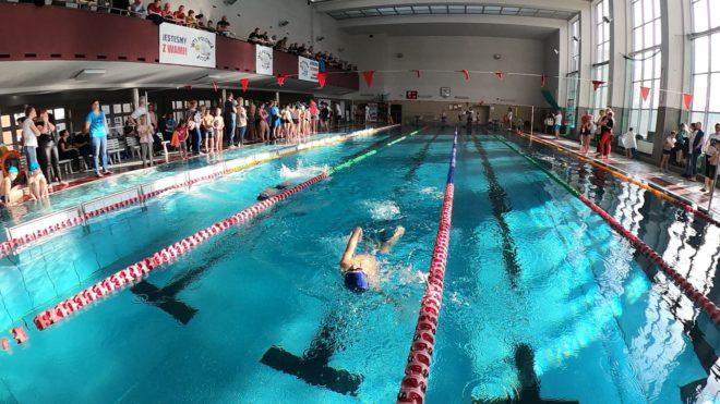 Mistrzostwa Bytomia w Pływaniu