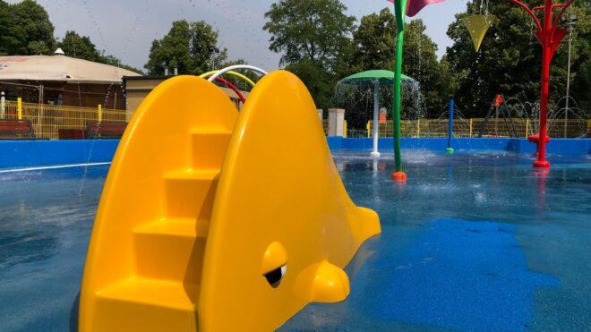 Zapraszamy na wodny plac zabaw